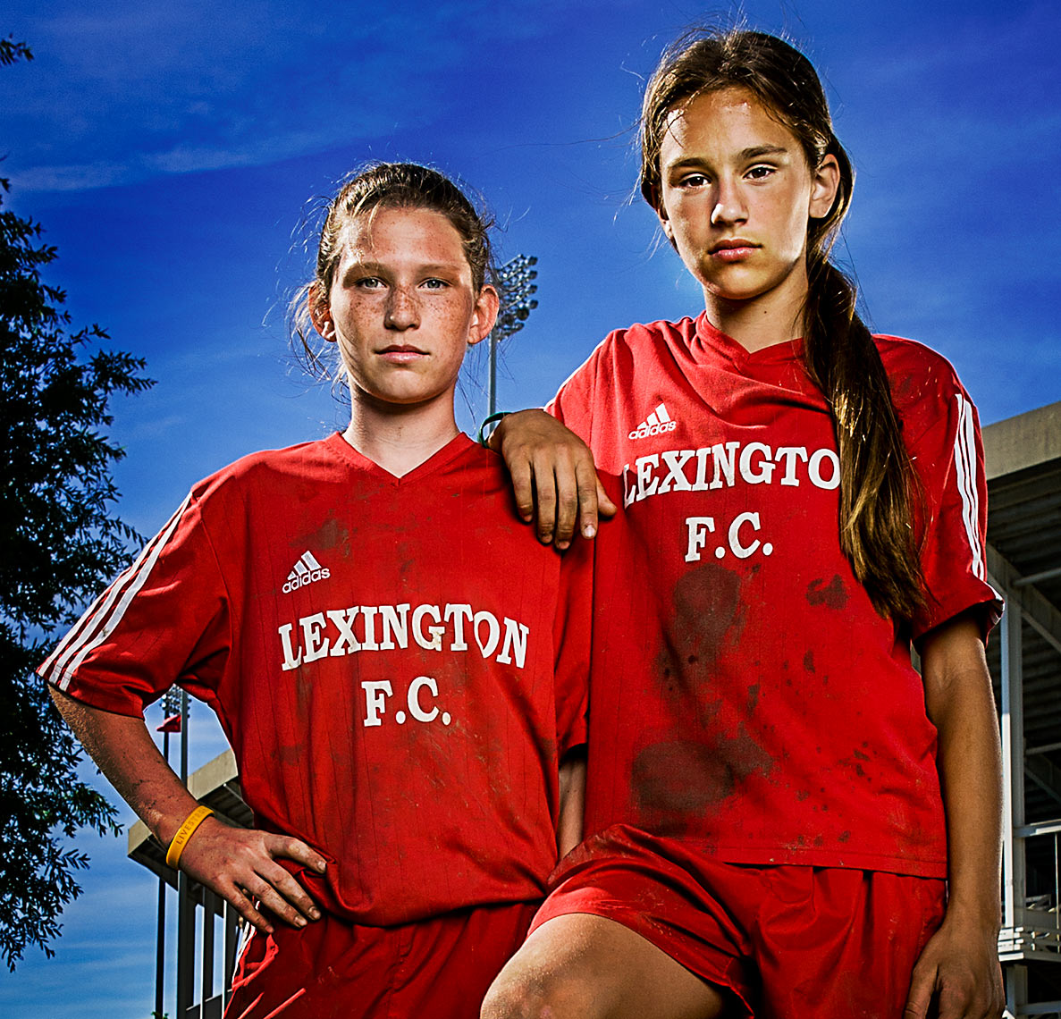 Girls Soccer in Lexington Kentucky